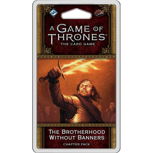 A Game of Thrones: The Card Game - The Brotherhood Without Banners (paplašinājums), galda spēle
