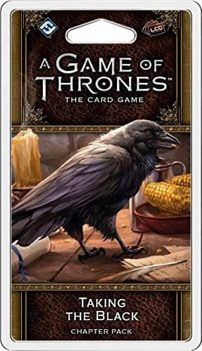A Game of Thrones: The Card Game - Taking the Black (paplašinājums), galda spēle