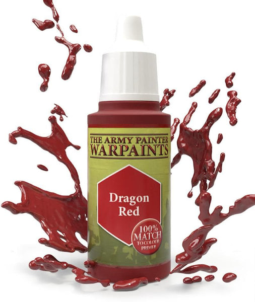Army Painter Krāsa Dragon Red