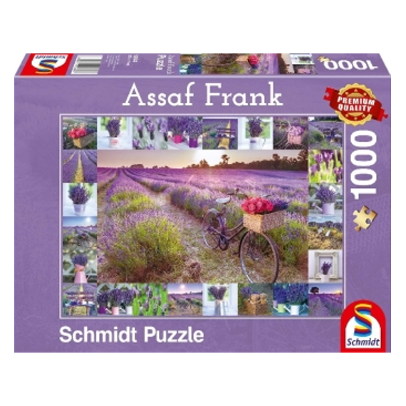 Puzle, 1000 - Assaf Frank: The Scent of Lavender