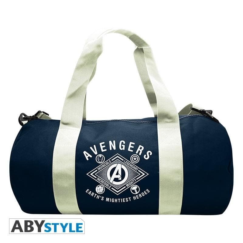 MARVEL - Sport bag Earth's mightiest heroes