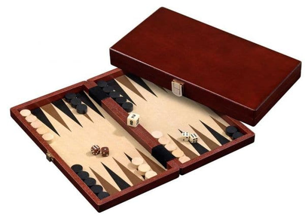 Backgammon Naxos, mini