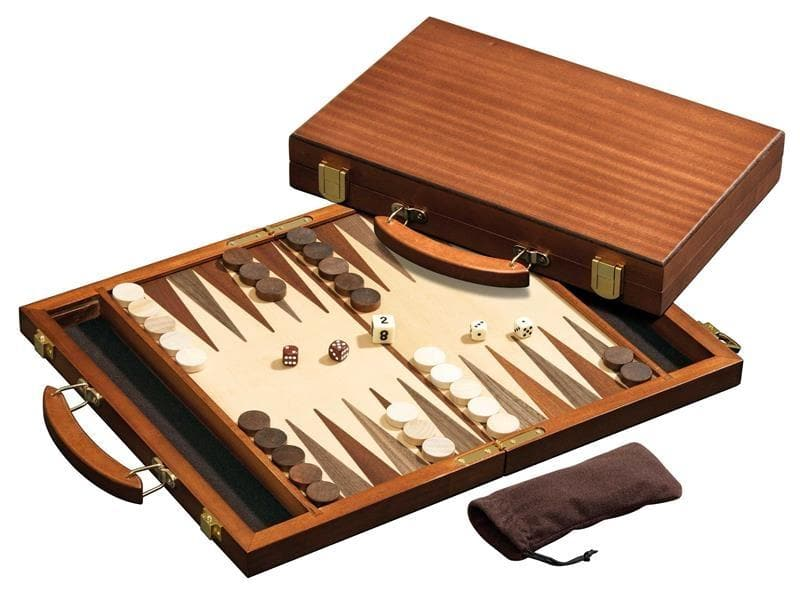 Backgammon, Lipsi, medium