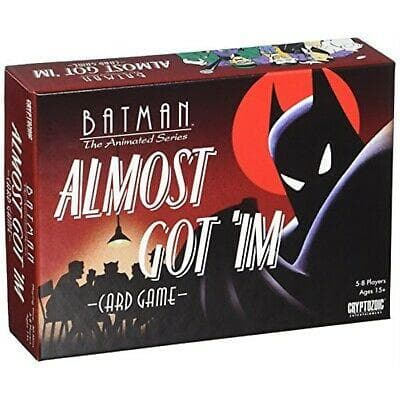 Batman: Animated Series - Almost Got 'Im Card Game