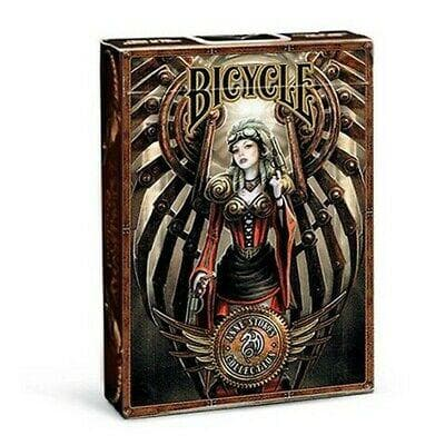 Bicycle kārtis: Anne Stokes Steampunk