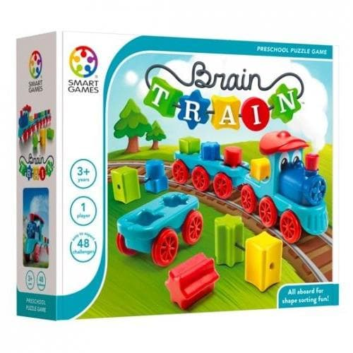 brain train, smart games, galda spele