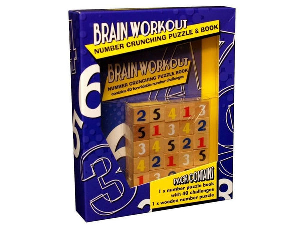 Brain Workout: Number Crunching, prāta mežģis