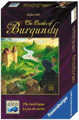 Castles of Burgundy: The Card Game, galda spēle