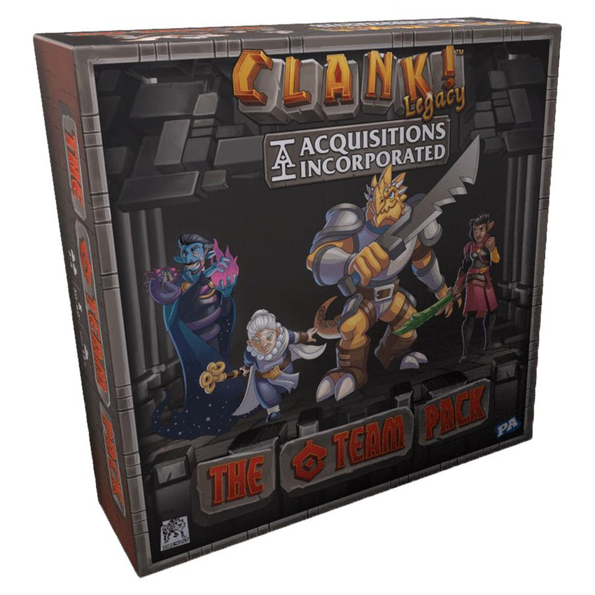 Clank! Legacy Acquisitions Incorporated C-Team Pack