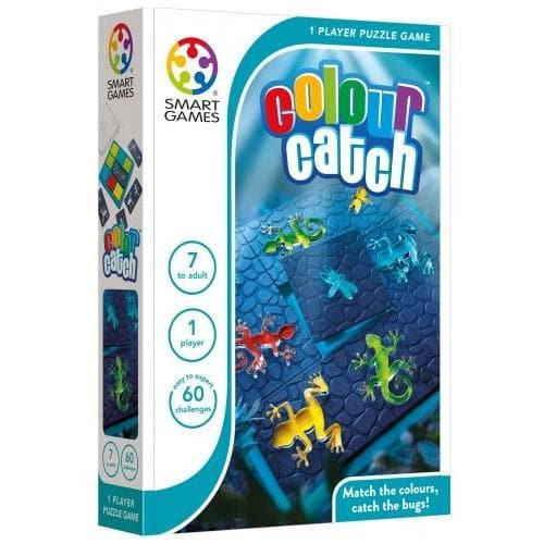 colour catch, smart games, galda spele