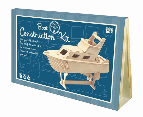 Construction Kit: Boat, konstruktors