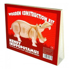 Construction Kit: Henry the Hippopotamus, konstruktors