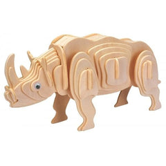Construction Kit: Rodney the Rhinoceros