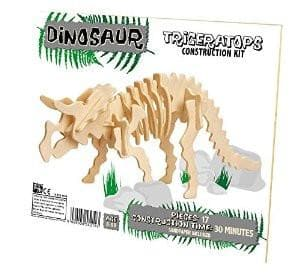 Construction Kit: Triceratops, konstruktors