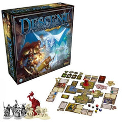 Descent: Journey in the Dark 2nd Ed, galda spēle