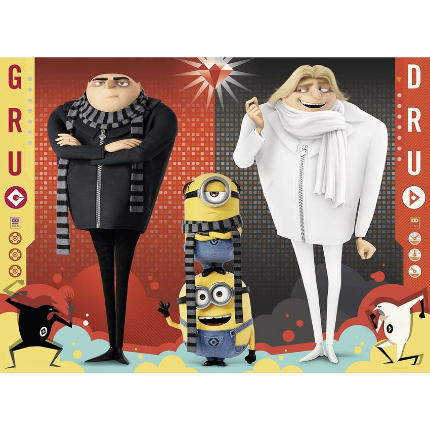 Puzle, 100 - Despicable Me 3