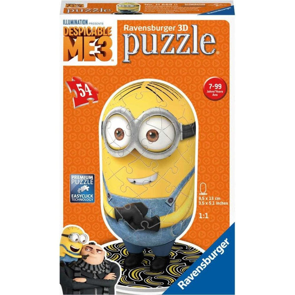3D Puzle, 54, Despicable Me Minion