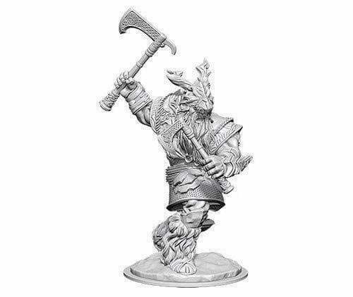 D&D Nolzur's Marvelous Miniatures - Frost Giant