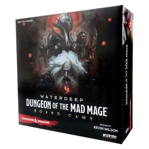 Dungeons&Dragons: Waterdeep - Dungeon of the Mad Mage