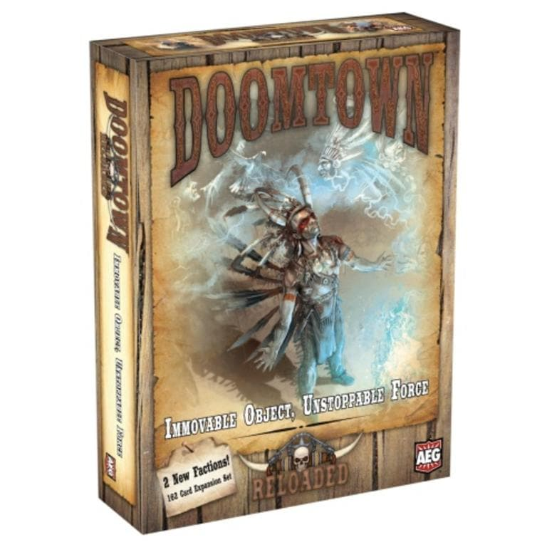 Doomtown Reloaded: Immovable Object, Unstoppable Force (paplašinājums)