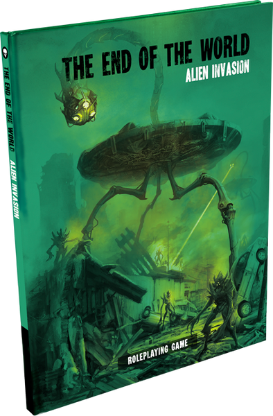 End of the World: Alien Invasion, RPG