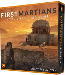 First Martians: Adventures on the Red Planet, galda spēle