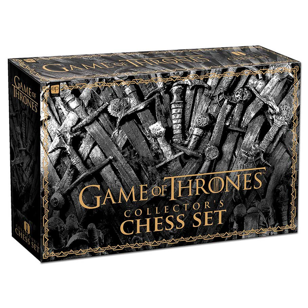 Game of Thrones Collectors Chess Set