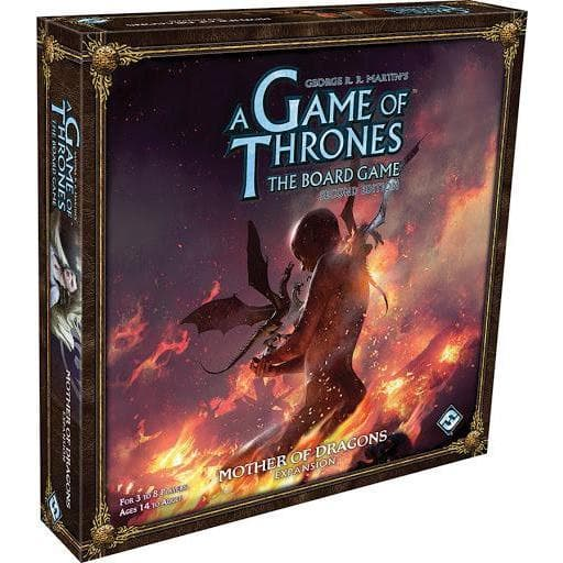 A Game of Thrones: The Board Game, 2nd Ed. – Mother of Dragons (paplašinājums), galda spēle