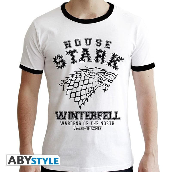 "GAME OF THRONES - ""House Stark"" krekls"