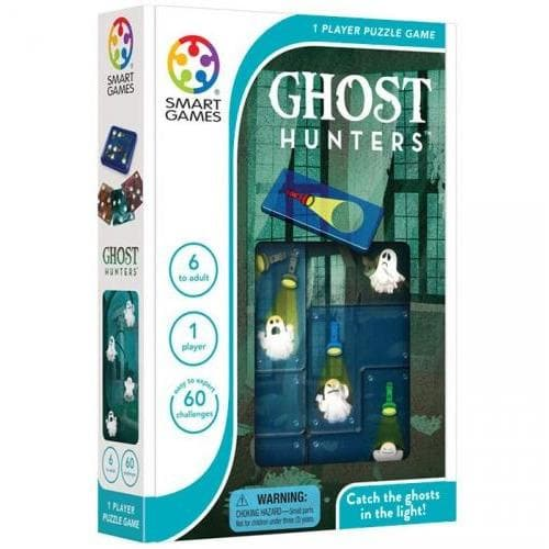 ghost hunters, smart games, galda spele
