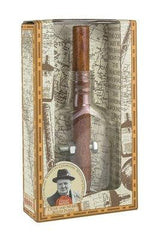 Great Minds: Churchill's Whisky Bottle