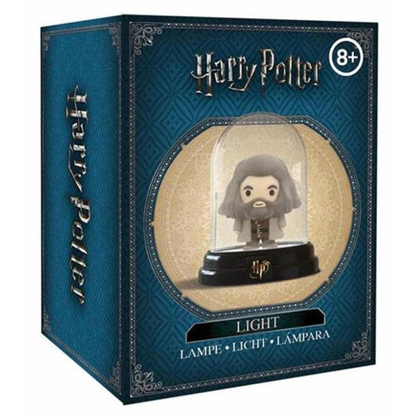Mini Bell Jar Light, Hagrid