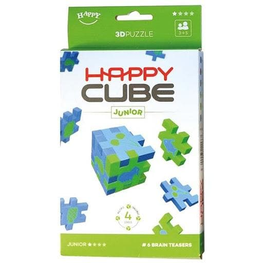 Happy Cube Junior 6 paka