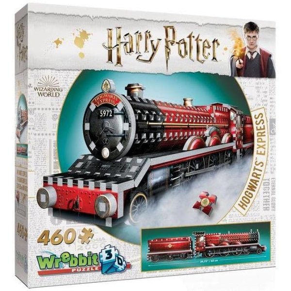 3D Puzle, 460 - Harry Potter: Hogwarts Express