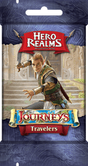Hero Realms Journeys Travelers Pack (papildinājums)
