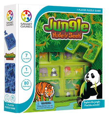 Hide and Seek: Jungle
