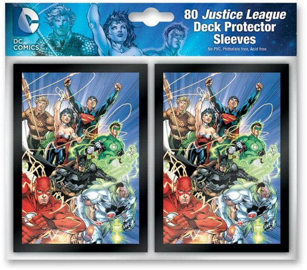 Sleeves DC Justice League (80 ct)