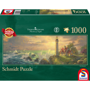 Puzle, 1000 - Lighthouse Seascape