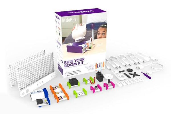 littleBits - Rule Your Room kit, konstruktors