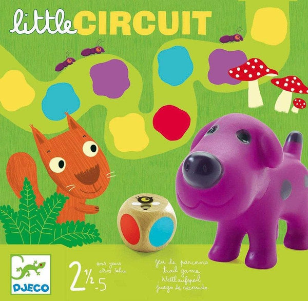 Toddler games - Little circuit