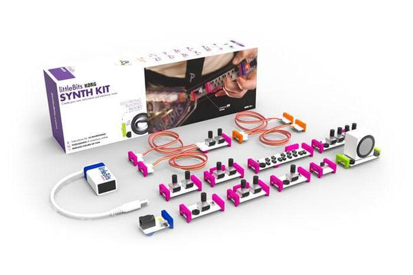 littleBits - Synth kit, konstruktors