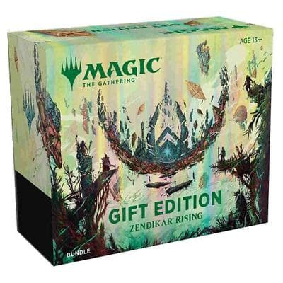 Magic Zendikar Ri Bundle Gift Ed.