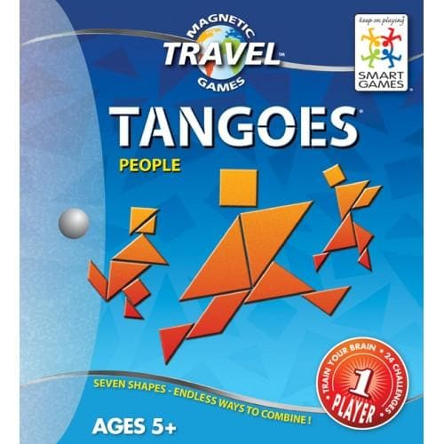 Magnetic Travel: People, prāta mežģis