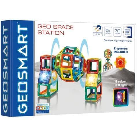 Geosmart: GeoSpace Station, 70 pcs