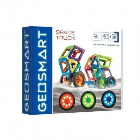 Geosmart: Space Truck, 42 pcs