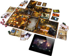 Mansions of Madness, 2nd Ed.