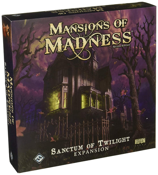 mansions of madness sanctum of twilight, galda spele