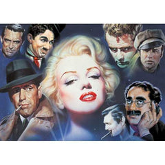 Marilyn Monroe and Friends, 1000, puzle