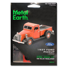 Metal Earth - 1937 Ford Pickup, konstruktors
