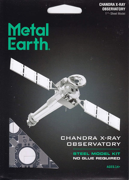 Metal Earth - Chandra X-ray Observatory, konstruktors
